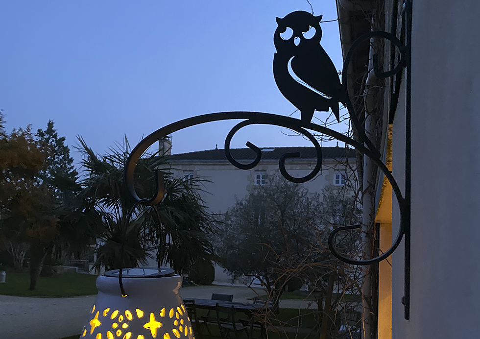 Un chouette endroit - Montaillon Gîte et Chambres d'hôtes - Sud Deux-Sèvres